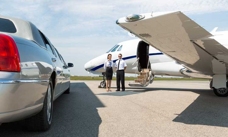 Houston Bus Services Airport Limo